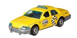 Ford Crown Victoria Taxi | Model Cars