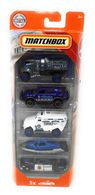 Police Vehicles 5-Pack | Model Vehicle Sets