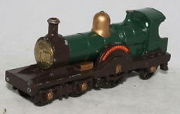 Duke Of Connaught 4-2-2 | Model Trains (Locomotives)