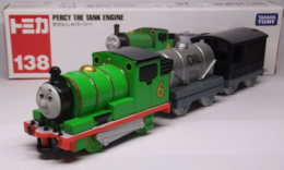 Steam Engine Percy | Model Trains (Locomotives)