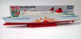 Sunflower Sapporo Ferry | Model Ships and Other Watercraft