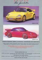 Design Uwe Gemballa | Print Ads