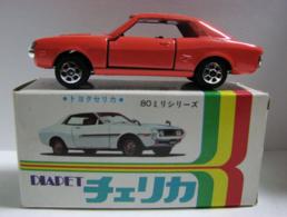 Toyota Celica 1600GT | Model Cars