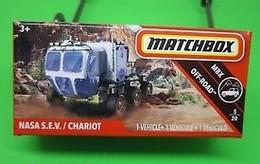 NASA S.E.V./Chariot   Model Trucks