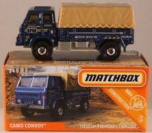 Camo Convoy | Model Trucks