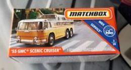 '55 GMC Scenic Cruiser | Model Buses