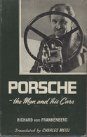 Porsche, The Man & His Cars   Books