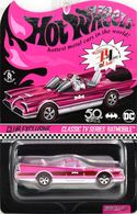 Classic TV Series Batmobile  | Model Cars | Hot Wheels 32nd Annual Collectors Convention RLC Party Car Classic Batmobile