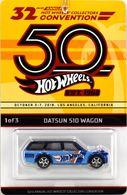 '71 Datsun Bluebird 510 Wagon | Model Cars | Hot Wheels 32nd Annual Collectors Convention Datsun 510 Wagon
