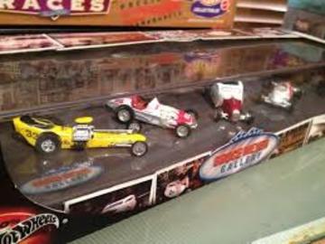 Bruce Meyer's Gallery | Model Vehicle Sets