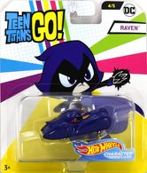 Raven | Model Cars | Hot Wheels DC Comics Teen Titans Go Raven