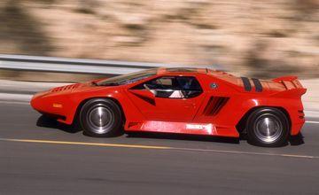 Vector W8 | Cars