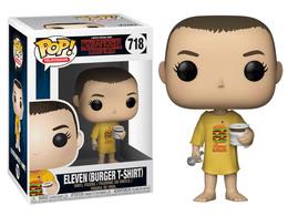 Eleven (Burger T-Shirt) | Vinyl Art Toys