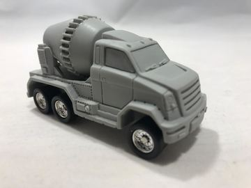 Cement Mixer | Model Trucks