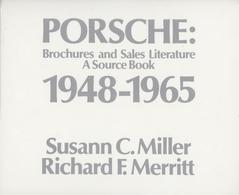 Porsche Brochures & Sales Literature, 1948-1965 | Books