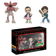 Demogorgon, Eleven, Steve (3-Pack) | Christmas & Holiday Ornaments