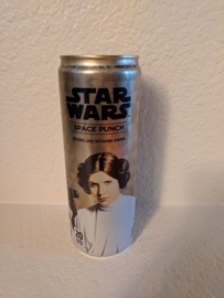 Space Punch Princess Leia | Beer & Other Cans
