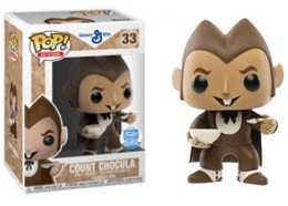 Count Chocula (Cereal Bowl) | Vinyl Art Toys