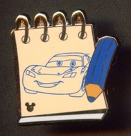 Lightning mcqueen sketch pad hidden mickey pin pins and badges 8317aefd 03d8 4c3d ada2 49f4690bda28 medium