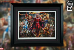 Magneto And The Brotherhood | Posters & Prints