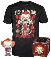 Pennywise (With Balloon) (Metallic) And Pennywise Tee | Shirts & Jackets