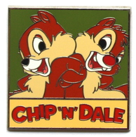 Chip & Dale Pin | Pins & Badges
