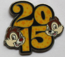 Chip And Dale 2015 Pin | Pins & Badges