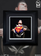 The Man Of Steel  | Posters & Prints