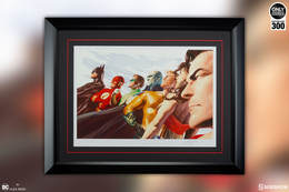 Liberty And Justice: JLA | Posters & Prints