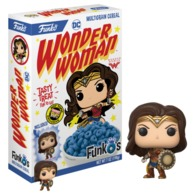 Wonder Woman FunkO's | Whatever Else