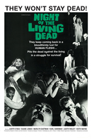 Night Of The Living Dead Poster Print | Posters & Prints