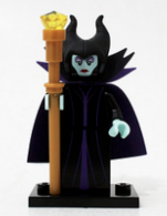 Maleficent Lego Minifigure | Action Figures