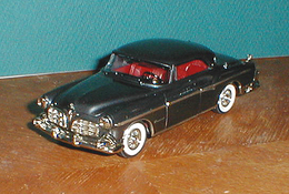 1955 Imperial Newport Hardtop | Model Cars | from old archived site at http://www.oocities.org/finsnchrome