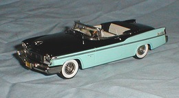 1956 Chrysler New Yorker Convertible | Model Cars | old archived site: http://www.oocities.org/finsnchrome/