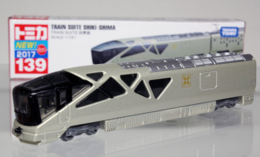 Train Suite Shiki-shima | Model Trains (Locomotives)