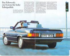 Das Fahrwerk: Ein System Für Hohe Fahrqualität. | Print Ads