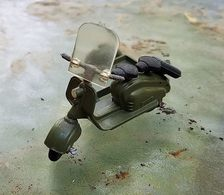 Lambretta LD with Flat Sidecar | Model Motorcycles