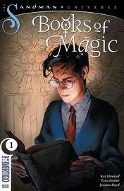 Books of Magic #1 | Comics & Graphic Novels