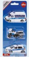 Police Set | Model Vehicle Sets