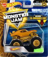 Hot Wheels | Model Trucks | Hot Wheels Monster Jam Golden Machines Hot Wheels Gold