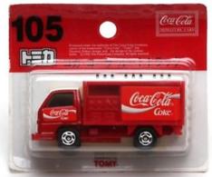 Isuzu Elf Coca-Cola Route Truck   Model Trucks