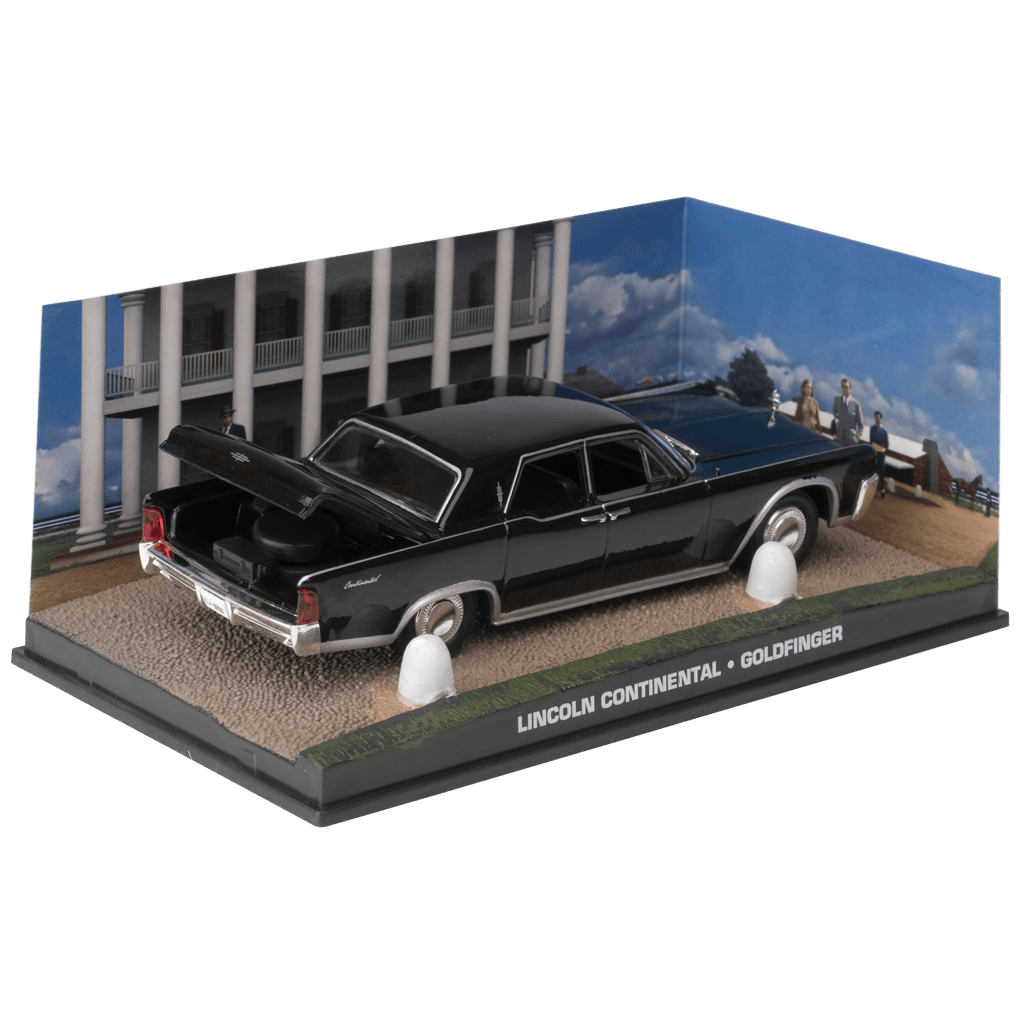 1964 lincoln continental goldfinger model cars hobbydb. Black Bedroom Furniture Sets. Home Design Ideas