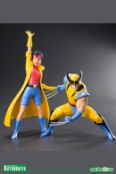 Wolverine And Jubilee Two-Pack | Statues & Busts