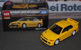 Mitsubishi Lancer GSR Evolution III   Model Cars