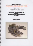 Porsche 911 Mechanical Fuel Injection Pump | Books