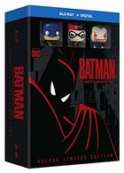 Batman: The Complete Animated Series Blu Ray Set | Audiovisual Recordings (VHS, DVD, Film Reels, etc.)
