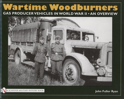 Wartime Woodburners | Books