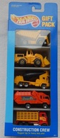 Construction Crew | Model Vehicle Sets