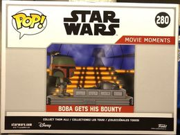 Boba Gets His Bounty | Vinyl Art Toys