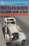 Isotta-Fraschini, The Noble Pride of Italy | Books
